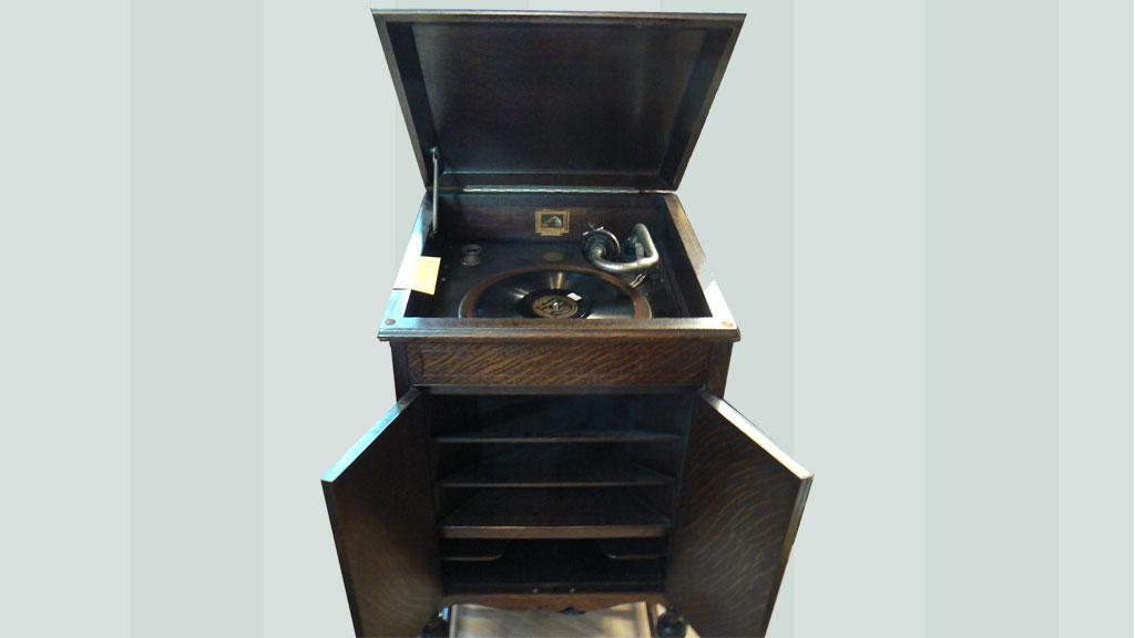 HMV Cabinet Model